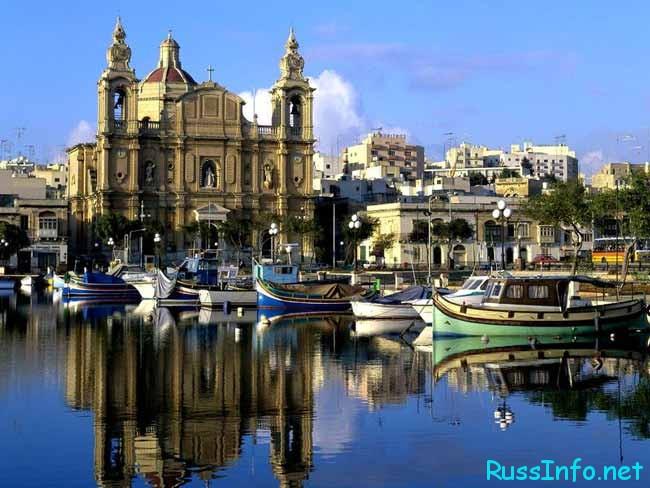 столица жемчужной Мальты - Валетта