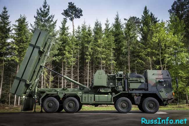 Новые системы ПВО