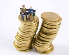 Пенсия – это регулярное денежное пособие