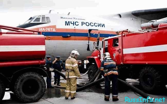 расформирование МЧС России в 2018 году