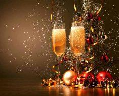 наступление Новогодних торжеств