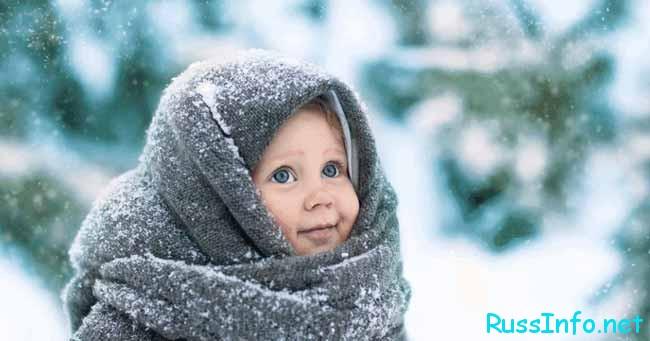характер декабрьского ребенка