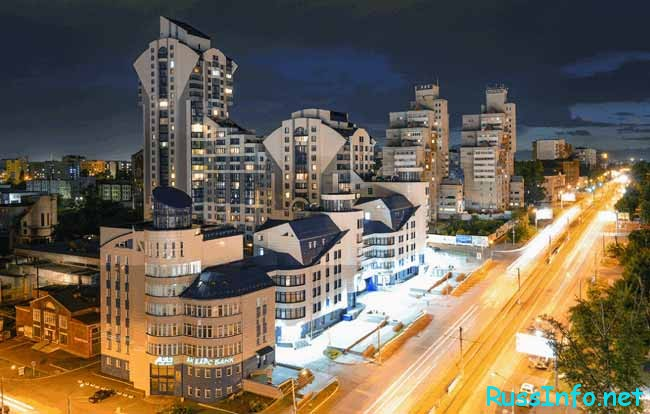 Барнаул – административный центр Алтая