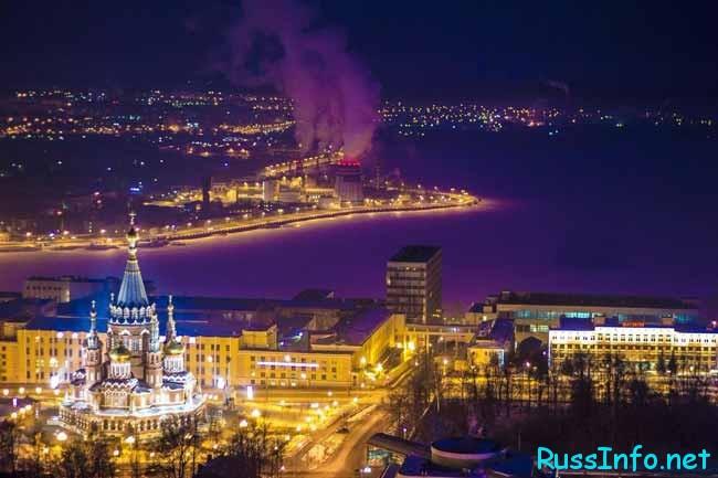 Ижевск – относительно небольшой по населению городок