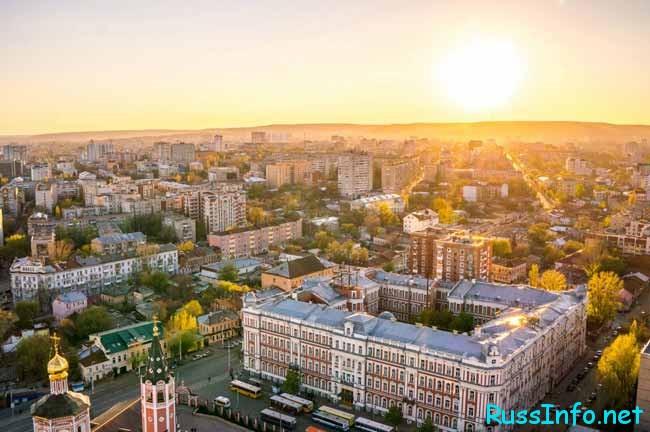 Саратов является одним из крупнейших экономических и культурных центров Поволжья