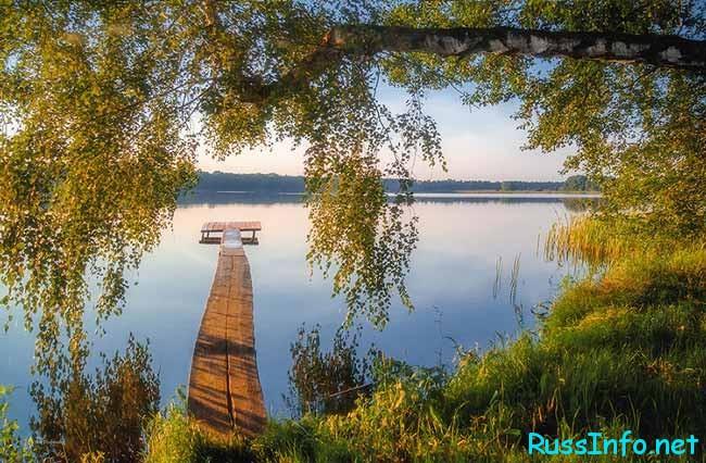 Август в Беларуси