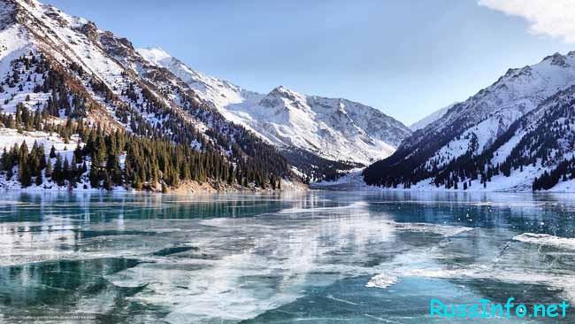 Казахстан - это удивительное государство