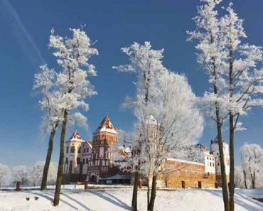 предстоящая зима в Белоруссии