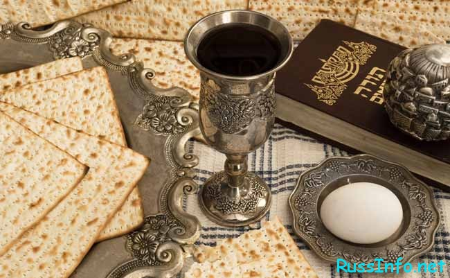 Как поздравлять на еврейскую Пасху