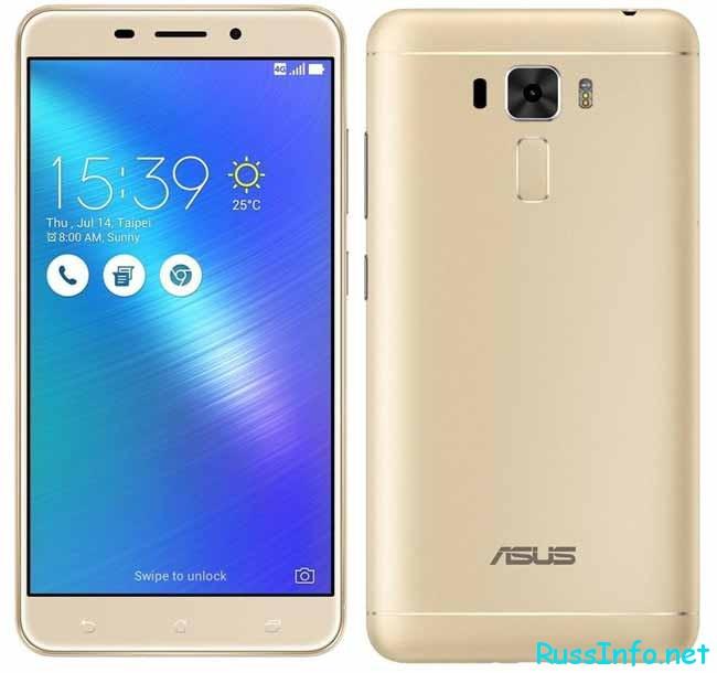ASUS ZenFone 3 и его особенности