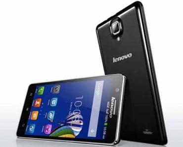 смартфон от Lenovo