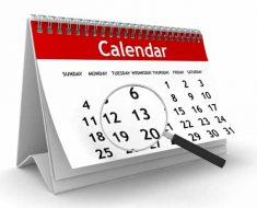 Производственный календарь – рабочий инструмент каждого бухгалтера