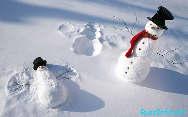 Зима - это прекрасное и веселое время года