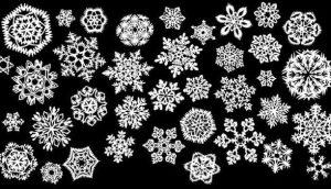 Снежинки - это волшебные и нежные спутницы зимнего сезона