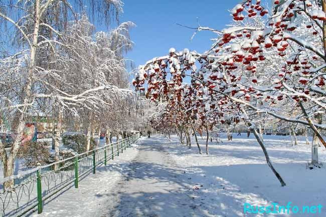 Февраль - это завершение зимнего сезона