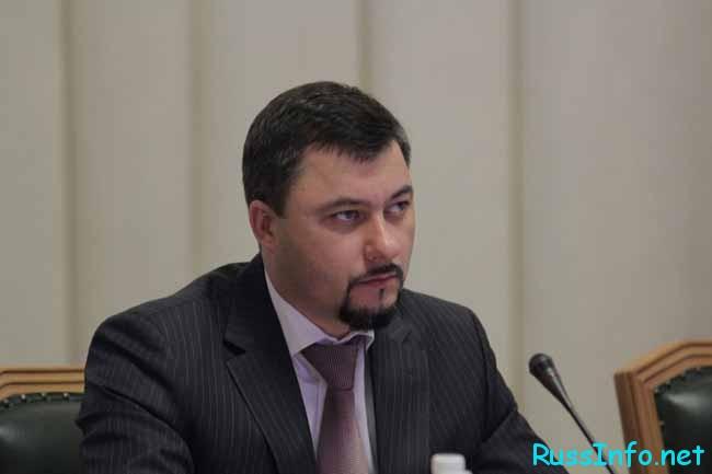 Заместитель главы Минтруда Алексей Вовченко