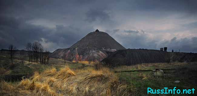 территория Донбасса