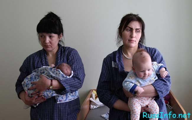 осужденные женщины
