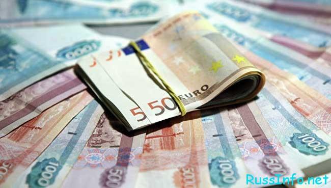 Прогноз курса Евро на июнь 2018