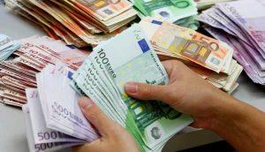 """когда Евро резко """"полетело"""" вверх"""