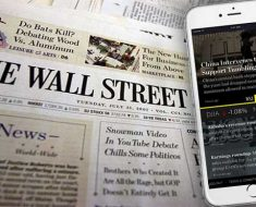 по версии The Wall Street Journal