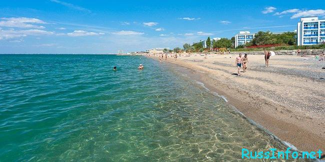 В июле погода радует россиян