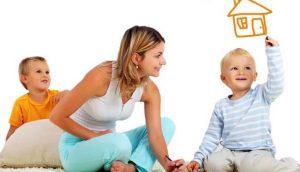 Материнский капитал и семья