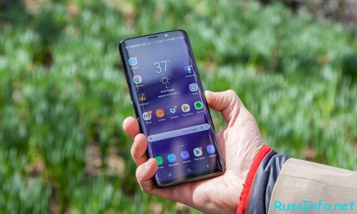 Новинки мобильных телефонов 2019 года