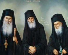 Старцы – это священнослужители