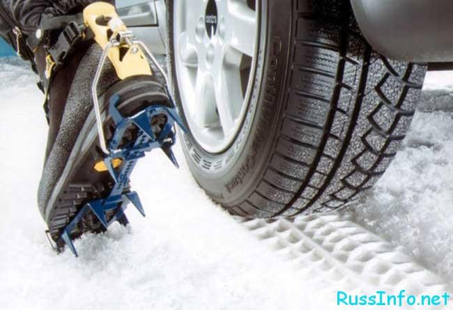 Разновидности зимних шин