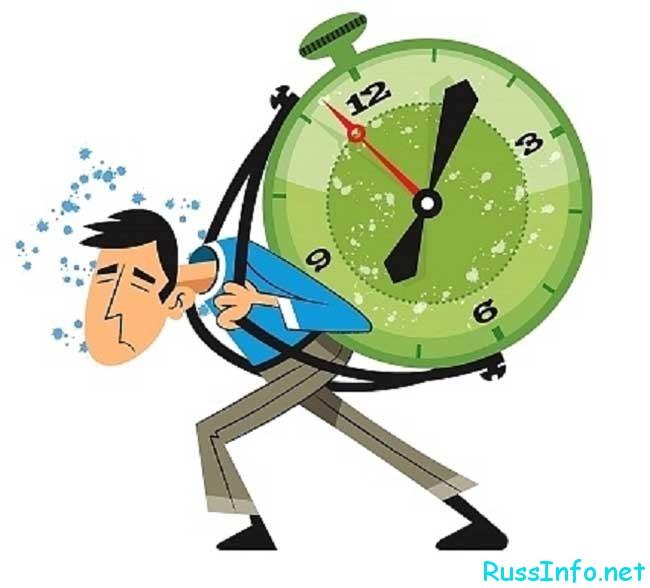 Нормы рабочих часов в ноябре