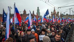Революция – для многих россиян данное слово является очень пугающим