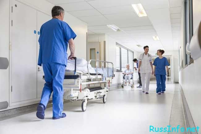 Медицина России