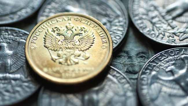 Российский рубль.
