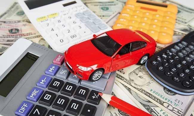 Легковой автомобиль, расчет налогообложения