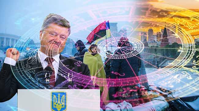 Коллаж из новостей Украины