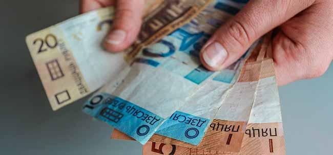Деньги в Беларусь