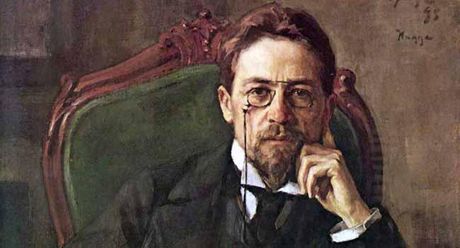 Портрет Антона Павловича Чехова