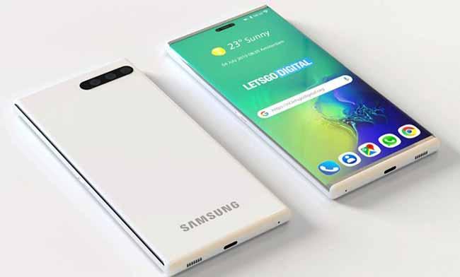 Мобильный телефон Samsung Galaxy S11