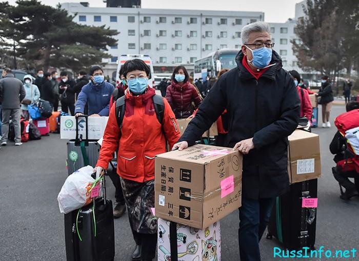 Последние новости о Коронавирусе в Китае и Мире 2020