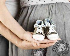 Супружеская пара ожидает ребенка