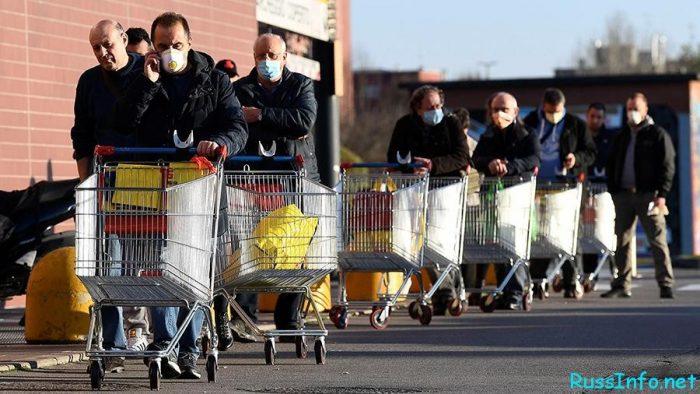 Последние новости о коронавирусе в Италии на 13 марта 2020 года
