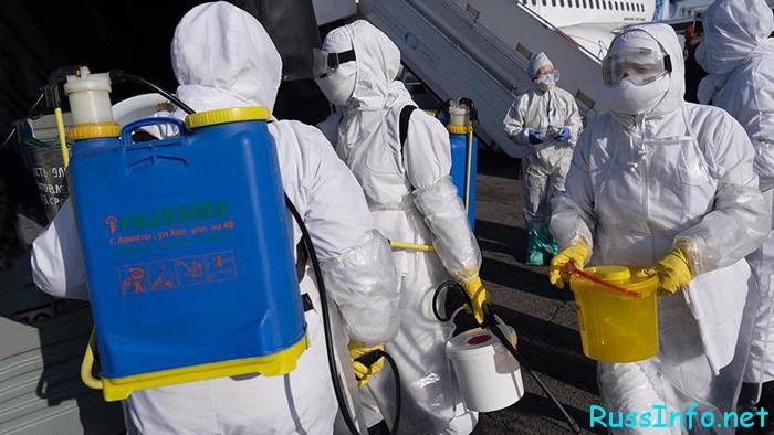 Последние новости о коронавирусе в Казахстане на 13 марта 2020 года