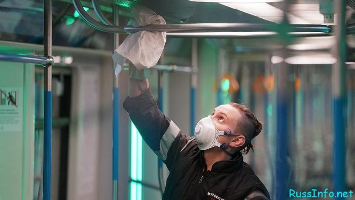 Последние новости о коронавирусе в России на 23 марта 2020 года