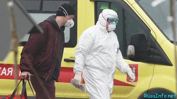 Последние новости о коронавирусе в России на 22 марта 2020 года