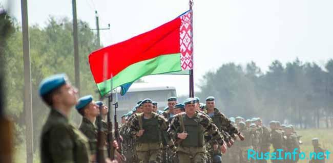 Беларуские военные