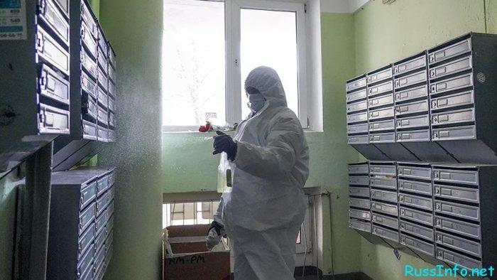 Онлайн таблица распространения коронавируса в России на 22 сентября 2020