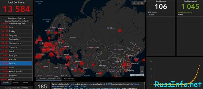 Последние данные о коронавирусе в Тверской области на 12 апреля 2020 года