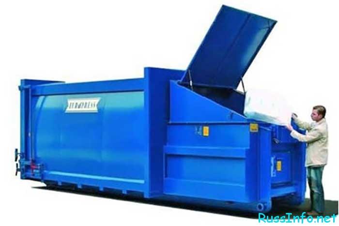 """Оборудование для переработки мусора от компании """"Нетмус"""""""