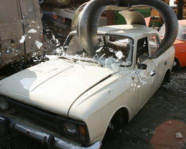 Утилизация авто в РФ в 2021 году